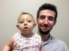 11 aylık Almira, amcasının karaciğeriyle hayata tutundu