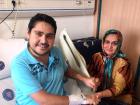 14 yıldır girdiği diyalizden bağış böbrekle kurtuldu