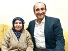 84 Yaşındaki Emine Ninenin Kadınlar Gününde Dünyası Aydınlandı