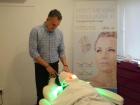 Akne ve Leke Tedavisinde 'Işık Terapi' Yöntemi