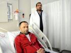 Ameliyata alınan hastanın çift safra kesesi olduğu ortaya çıktı