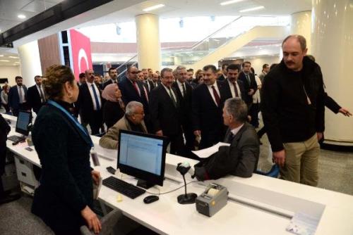 Ankara Şehir Hastanesi: Ankara Şehir Hastanesi Hasta Kabulüne Başladı
