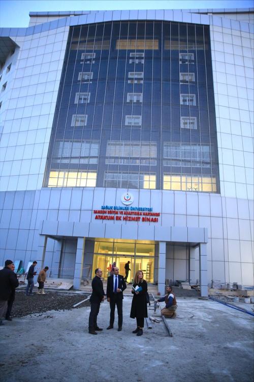 Atakuma Yeni Hastane