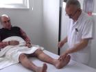 Bacağını Kaybetme Korkusuyla Gelip, Yürüyerek Çıktı