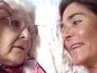 Bazı Anlar Paha Biçilemez! Alzheimer Annenin Kızını Tanıması Gözleri Yaşarttı