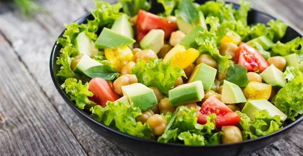 Рецепты самых популярных салатов фото