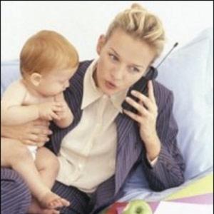 Çalışma hayatı anne olmaya engel değil