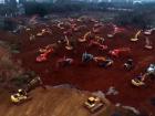 Çin'de koronavirüsü için 6 günde bin yataklı hastane inşa edilecek