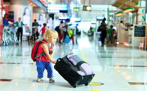 Çocukla Seyahate Çıkarken Bunlara Dikkat!