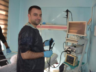 Derik Devlet Hastanesi'nde Endoskopi Ünitesi Açıldı
