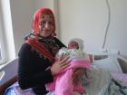 Doğum Sancısı Çeken Kadın Ambulansta Doğurdu