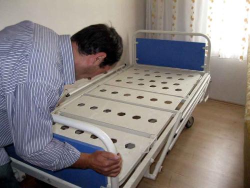 Sağlık bakanlığı evde sağlık hizmetleri kapsamında 2015 ocak