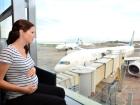 Hamilelik süresince seyahat edilecek ay!