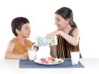 Kaliteli proteinin sırrı her gün iki bardak süt!