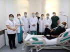 Kayseri'de kadavradan çıkarılan böbrek 20 yıldır diyalize giren hastaya umut oldu