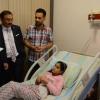 Kılıçdaroğlu, Yaralı Gazzelileri Ziyaret Etti