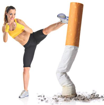 Koah Riskinden Korunmak İçin Sigarayı