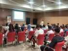 Mardin'de 'El Hijyeni' Eğitimi Verildi