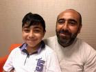 Oğluna böbreğini vermek için 'yaşlanmayı' bekledi