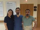 Sabaha- Omurgasına Takılan Vidayla Sağlığına Kavuştu