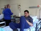 Sağlık Bakanlığı devreye girdi, engelli Tayfun dişinden kurtuldu