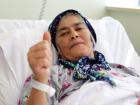 Sıcak kemoterapiyle sağlığına kavuştu