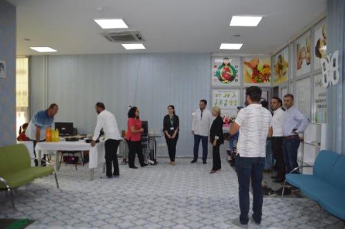 Şırnak'ın İlk Gebe Okulu Açıldı