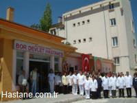 Bor Devlet Hastanesi