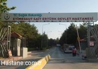 Etimesgut Sait Ertürk Devlet Hastanesi