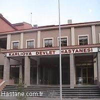 Karlıova Devlet Hastanesi