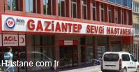 Özel Gaziantep Sevgi Hastanesi