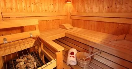 Sauna kalp hastalığı riskini azaltıyor!